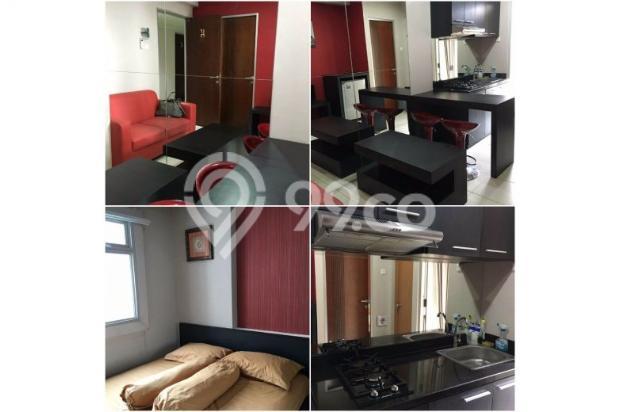 Dijual cepat apartemen Gunawangsa Manyar 2BR full furnished murah 9841844