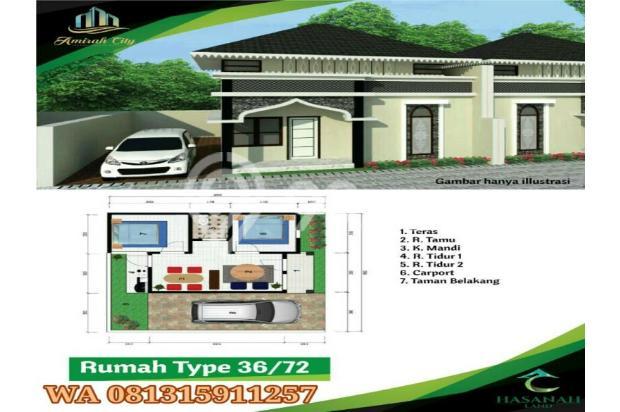 Property Syariah,Dijual Rumah Cluster AmirahCity 12898127