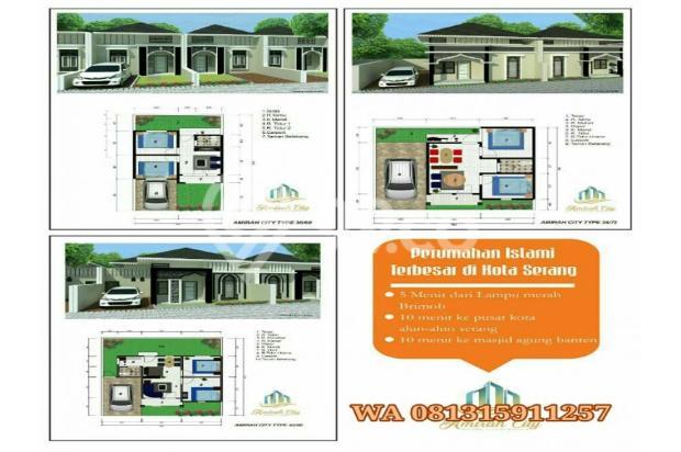 Property Syariah,Dijual Rumah Cluster AmirahCity 12898141