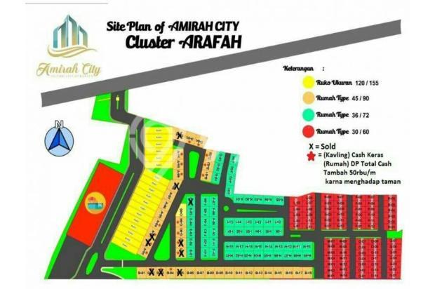 Property Syariah,Dijual Rumah Cluster AmirahCity 12925863