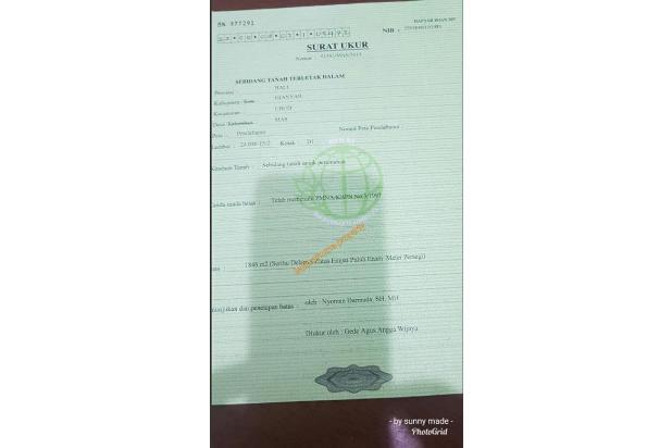 Dijual Tanah Premium di Ubud 21292908