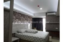 Apartemen furnished tipe studio di warhol residence simpang lima semarang