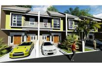 Rumah 2 Lantai, Cuma 5 Mnt ke Tol Cimanggis, DP 0 Juta, Cicilan 6 Juta