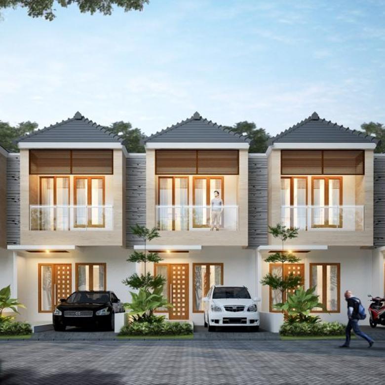 Rumah Murah 2 Lantai dekat Pusat Pemerintahan Kabupaten Bandun