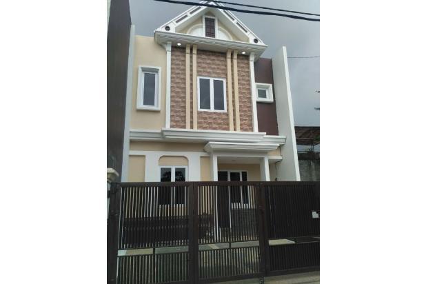 Rumah clasic 2 lantai di Duren sawit Jakarta Timur | 0 17341161