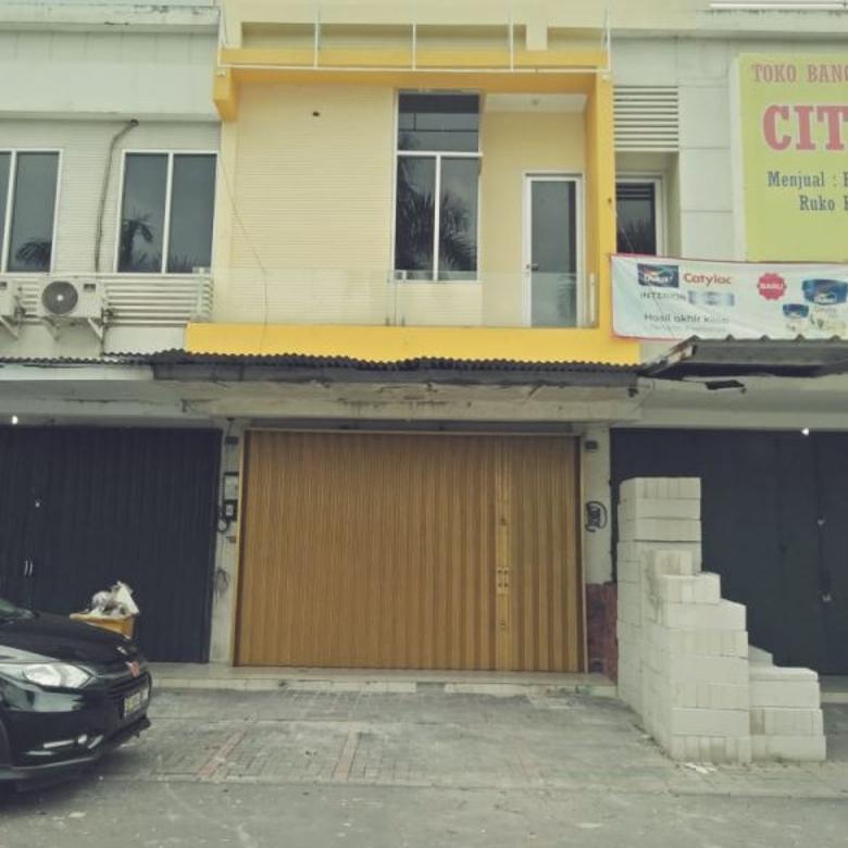 Dijual Murah Ruko Rembrandt 2 Lantai di Citra Raya, Tangerang