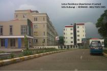 Grand Depok City / Apartemen 4 Lantai