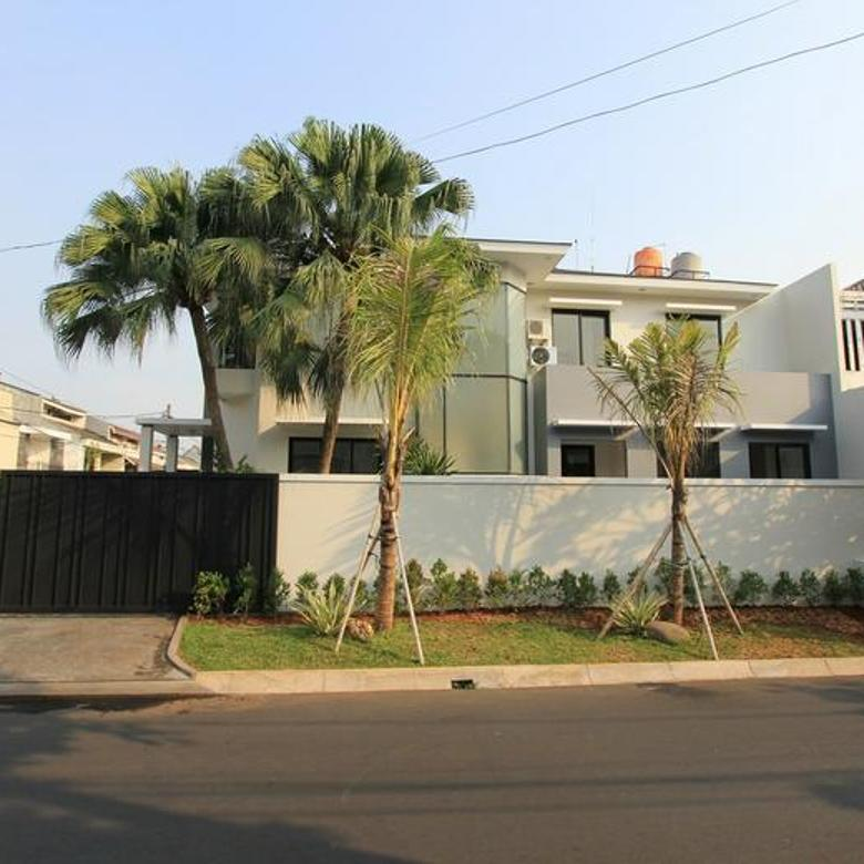 Rumah BrandNew Pondok Indah design Minimalis, Jakarta Selatan !!!