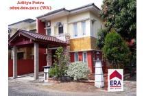 ES869 Rumah Cantik di Cluster Kosambi Residence lt.175m2