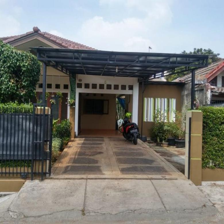 Rumah super luas 486 m2 di Kom. Unilever,Jakarta Selatan