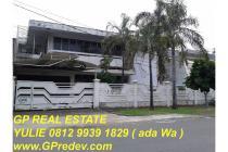 Dijual Rumah Mangga Green Ville SHM lt.500m2 uk.20x25 lb.840m2 2Lantai