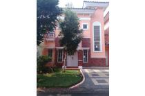 Disewakan Rumah di Cluster Alicante, Paramount, Gading Serpong - Tangerang