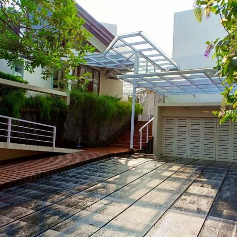 Exclusive House For Rent In Pondok Indah Bukit Gol Jakarta Selatan