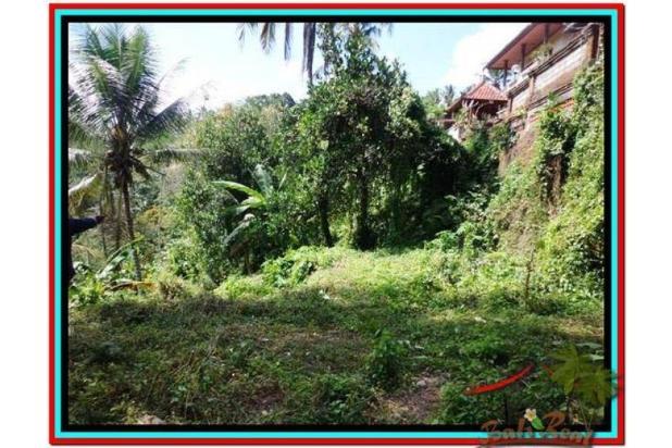 Prospek Investasi, 1.500 m2  Tebing dan sungai besar di Ubud TJUB503 4098800