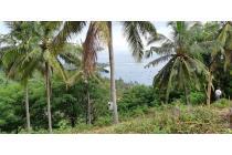 Tanah dijual, Top view Teluk Senggigi, Kabupaten Lombok Barat, Prov. NTB