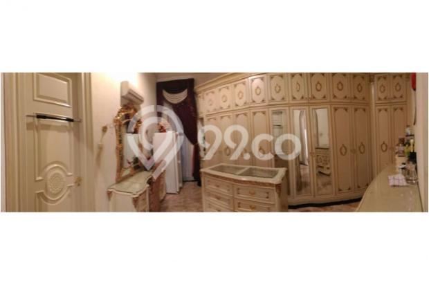 DIJUAL CEPAT-RUMAH MEWAH DENGAN DESIGN INTERIOR CLASSIC-PANTAI MUTIARA 12747125