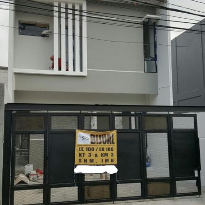 Rumah di Cinere 5 Menit TOL Desari