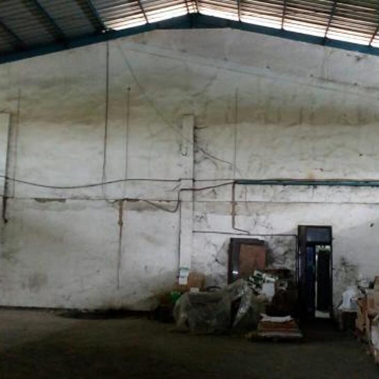 Gudang kopo Cilampeni komplek industri