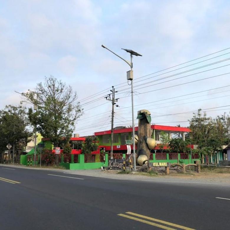Timur Bandara YIA Kulonprogo, Tanah Kavling Cocok Investasi