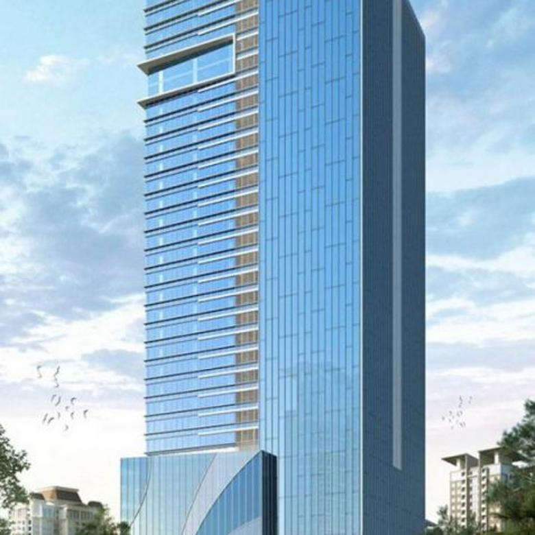 the prominence office tower alam sutera, office dijual 1 lantai full  Info