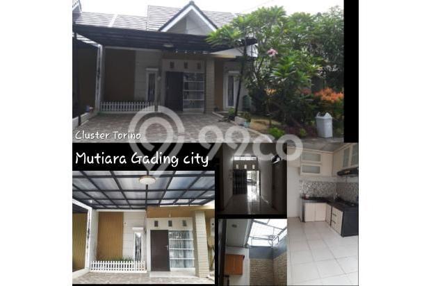 Dijual Rumah Nyaman Di Mutiara Gading City Bekasi (6731) 14316764