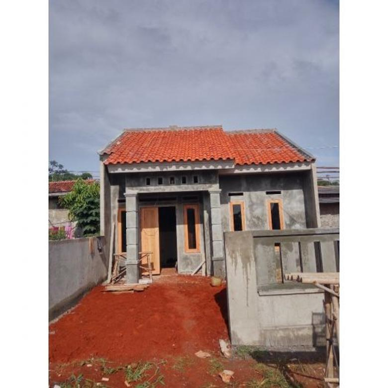 Miliki Rumah Minimalis Baru Tahap Finishing DiBojong Baru Bojong Gede Bogor