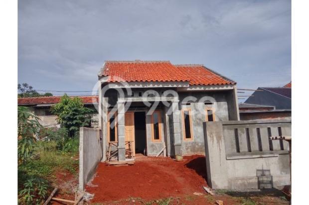 Miliki Rumah Minimalis Baru Tahap Finishing DiBojong Baru Bojong Gede Bogor 9142101
