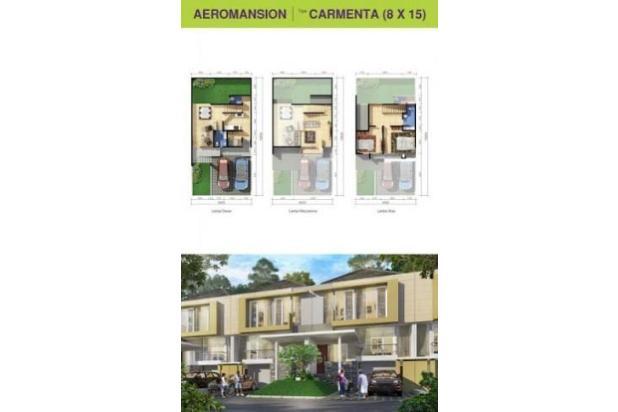 Rumah Baru dijual dalam cluster di Aeromansion , Citra Garden City Jakbar 16273414