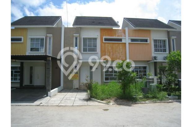 Disewakan Rumah 2 Lantai Bagus di Taman Gol 2 Batam 13960850