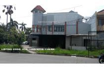 Ruko Hoek Taman Palem lestari, Cengkareng