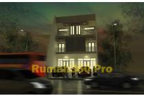 Dijual Cepat Ruko 3 lantai di Ciledug lokasi Ramai dan pasti menguntungkan!