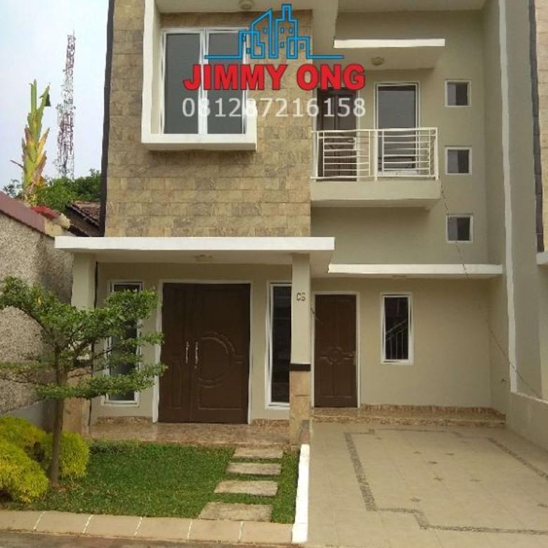 Rumah cluster Premium di Jatiwarna Bekasi hanya 5 menit ke Tol Jati Warna