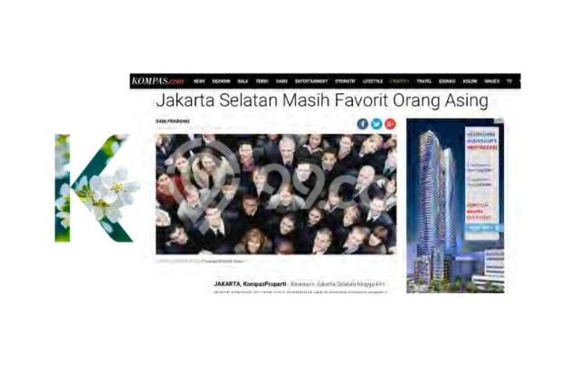 Dijual Apartemen Strategis Nyaman di Kasamara Pondok Indah  Jakarta Selatan 16510494