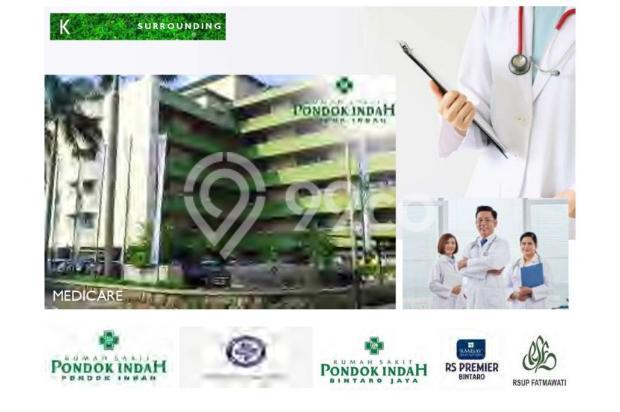 Dijual Apartemen Strategis Nyaman di Kasamara Pondok Indah  Jakarta Selatan 16510502