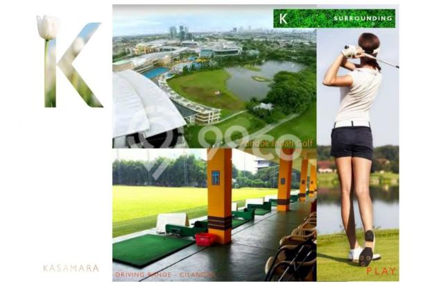 Dijual Apartemen Strategis Nyaman di Kasamara Pondok Indah  Jakarta Selatan 16510503