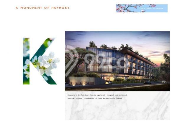 Dijual Apartemen Strategis Nyaman di Kasamara Pondok Indah  Jakarta Selatan 16510509