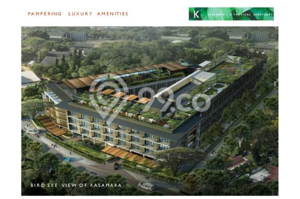 Dijual Apartemen Strategis Nyaman di Kasamara Pondok Indah  Jakarta Selatan 16510513