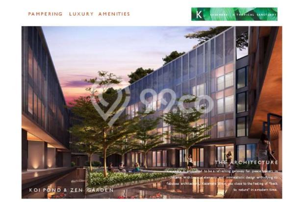 Dijual Apartemen Strategis Nyaman di Kasamara Pondok Indah  Jakarta Selatan 16510512