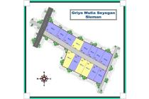 Tanah SHM Siap Bangun Area Sleman Kota, Dsc Up To 25%