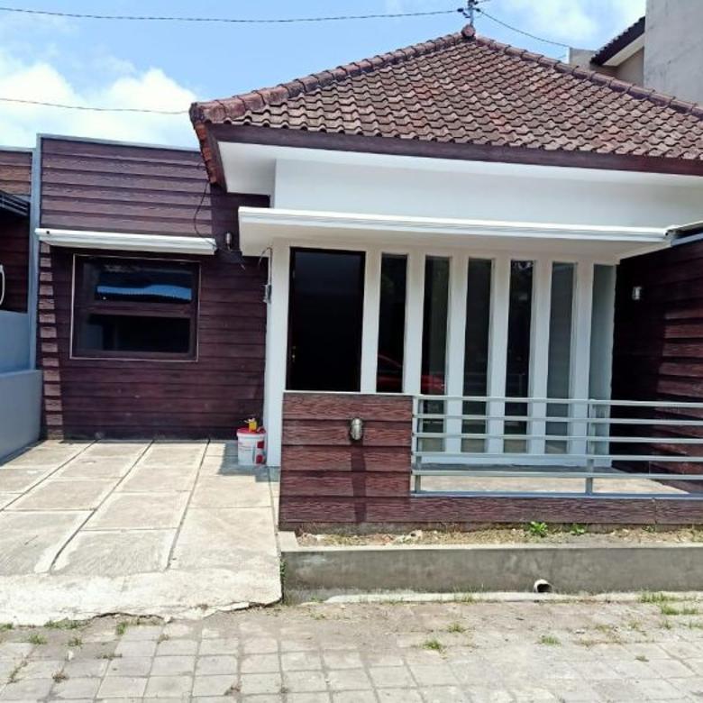 Dijual Rumah Murah Siap Huni di Tanah Lot Bali