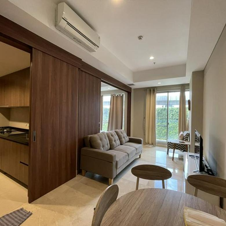 Apartemen Exclusive Branz Simatupang – 1 BR Fully Furnished Brand New