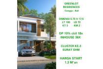 Rumah Greenlot Residence Bali Denpasar Minimalis Strategis