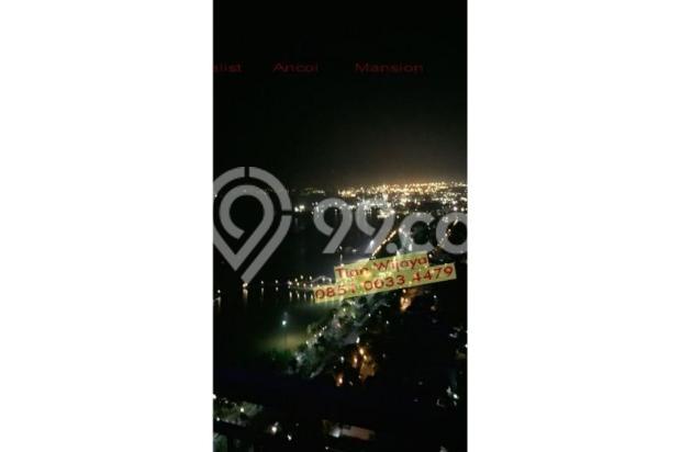 DISEWAKAN apartemen Ancol Mansion 66m2 (1 kmr-Bagus sekali) 11951788