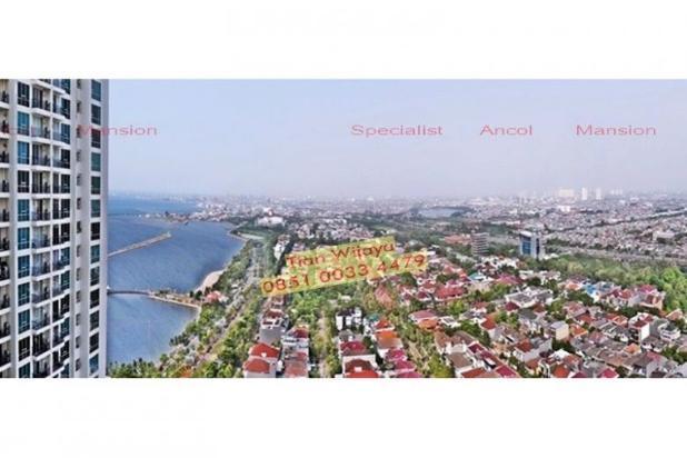 DISEWAKAN apartemen Ancol Mansion 66m2 (1 kmr-Bagus sekali) 11951791
