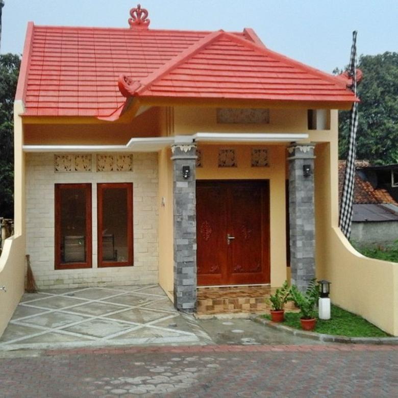 Jess Residence, Cluster di Ciapus Bogor, DP Mulai 8 Juta