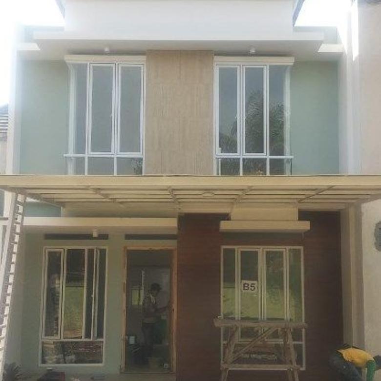 Rumah cluster 2 lantai murah di Jatisari,jatiasih