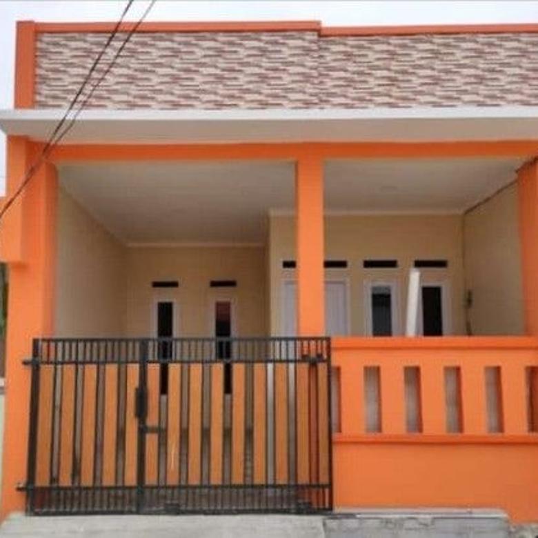 Dijual rumah modern cluster pup bekasi utara bs kpr(L0473)