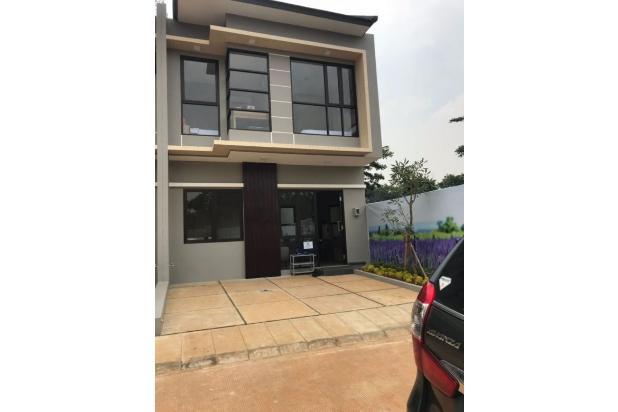 Dijual Rumah Cluster 2 Lantai Bebas Banjir di Jatiasih, Bekasi 17326485
