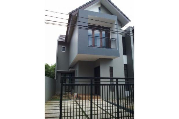 Rumah 2 lantai, baru dan sangat strategis di Bintaro, Jakarta Selatan 9842142