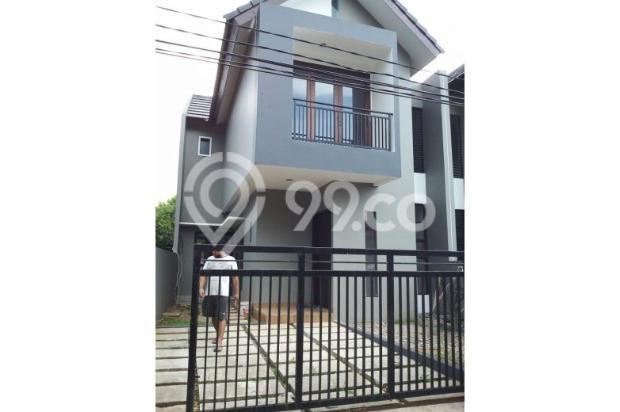 Rumah 2 lantai, baru dan sangat strategis di Bintaro, Jakarta Selatan 9842159